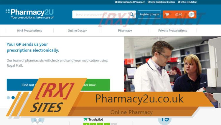 Pharmacy2u.co.uk Review – A Pharmacy with Great Reviews Offering Its Services in the UK