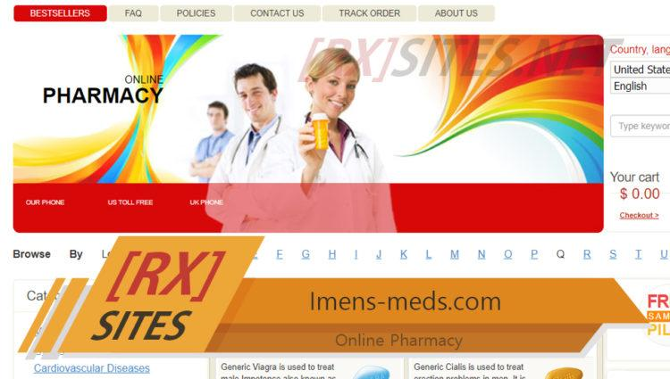 Imens-meds.com Review – An Affiliate Marketing Site Seized by the Government