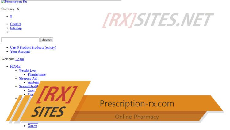 Prescription-rx.com Review: An Online Pharmacy That's Been Closed for the Last Five Years
