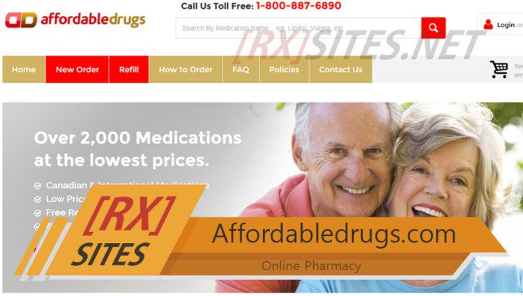 Affordabledrugs.com – Is This Shop Worth It?